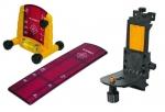Tilbehør til lasere og øvrige måleinstrumenter