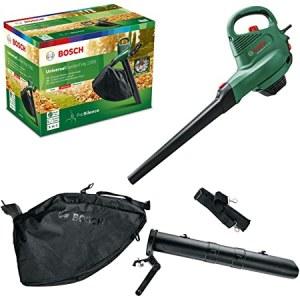 Elektrisk løvsuger/løvblæser Bosch GardenTidy 2300