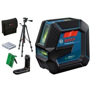 Laser niveau Bosch GLL 2-15 G + tilbehør