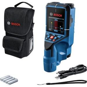 Detektor til metal og træ Bosch D-Tect 200 C; 1,5 V; 4xAA