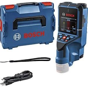 Detektor til metal og træ Bosch D-tect 200 C; 12 V; (uden batteri og oplader)