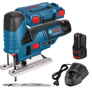 Stiksav Bosch GST 12V-70 Professional; 12 V; 2x3,0 Ah batt.