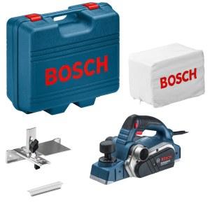 Elektrisk planer Bosch GHO 26-82 D + koffert