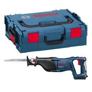 Batteridrevet bajonetsav Bosch GSA 18 V-LI solo (uden batteri og oplader)