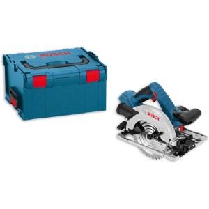 Batteridrevet rundsav Bosch GKS 18V-57 G; 18 V Solo (uden batteri og oplader)
