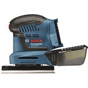 Rystepudser Bosch GSS 18 V-10 (uden batteri og oplader)