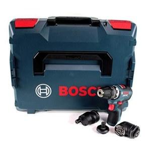 Skruemaskine Bosch GSR 12V-35 FC; 12 V (uden batteri og oplader) + Tilbehør
