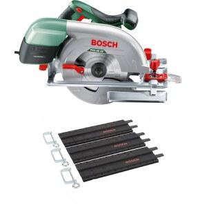 Rundsav Bosch PKS 66-2 AF AKC + 3x35 cm styreskinne
