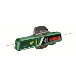 Selvnivellerende tværlinjelaser Bosch PLL 1 P