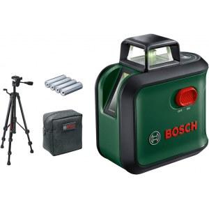 Laser niveau Bosch AdvancedLevel + tilbehør
