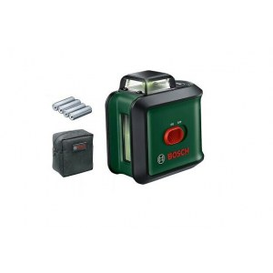 Laser niveau Bosch Universal Level 360; grøn
