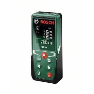 Laserafstandsmåler Bosch PLR 25