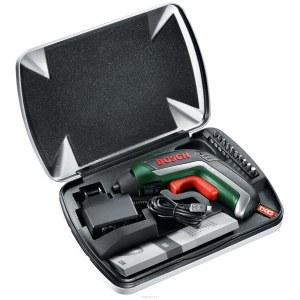 Skruetrækker Bosch IXO V; 3,6 V; 1x1,5 Ah batt.