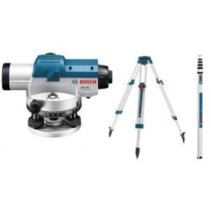 Optisk leveler Bosch GOL 20D + tilbehør