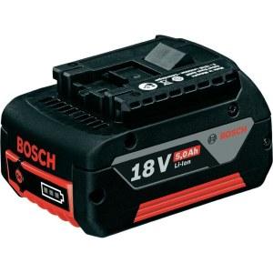 Batteri Bosch GBA18 V; 5,0 Ah; Li-lon