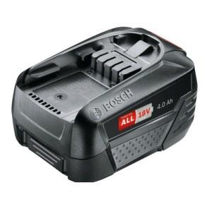 Batteri Bosch PBA 18V; 4,0 Ah; Li-lon