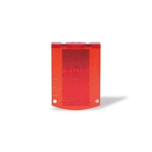 Måltablet Bosch 1608M0005C rød