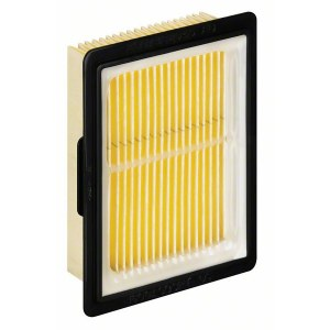 Fladt plisseret filter til støvsuger Bosch GAS 10,8 V-LI