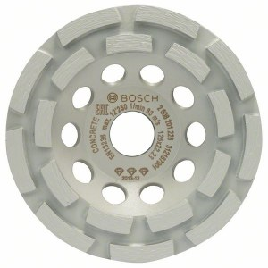 Diamantslibeskive Bosch; Best for concrete; Ø 125 mm
