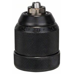 Hurtig borepatron Bosch; 1-10 mm; 1/2''-20