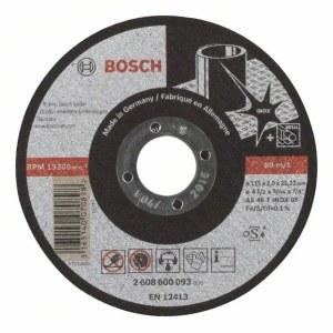 Skæreskive Bosch AS 46 T INOX BF; 115x2 mm