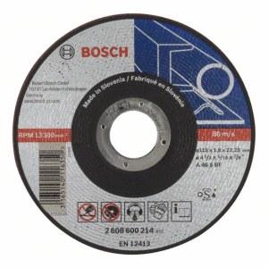 Skæreskive Bosch A46 S BF; 115x1,6 mm