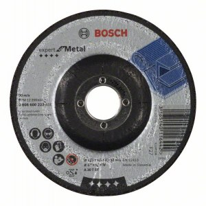 Slibeskive Bosch A 30 T BF; 125x6 mm