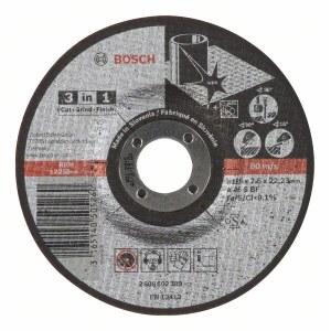 Slibeskive Bosch A46 S BF; 125x2,5 mm