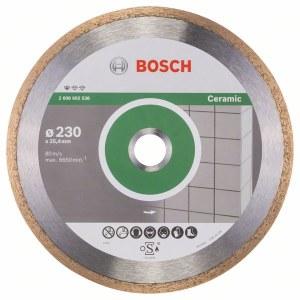 Diamantskæreskive Bosch PROFESSIONAL FOR CERAMIC; 230 mm