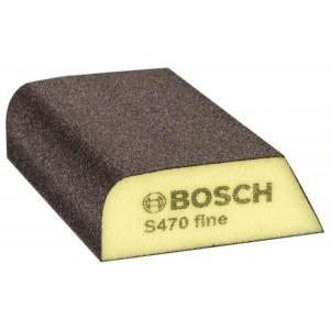 Slibesvamp Bosch 2608608223; 69x97x26 mm; P240-320