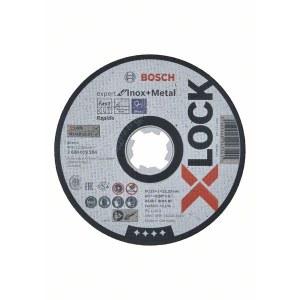Slibeskive Bosch Expert Inox+Metal; Ø125x1,0 mm