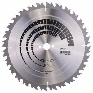 Rundsavsklinge til træ Bosch CONSTRUCT WOOD; 400x3,2x30,0 mm; Z28; 20°