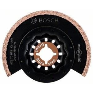 Halvrundt segmentsagblad Bosch ACZ 70 RT5