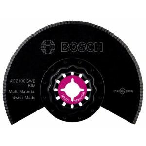 Halvrundt segmentsagblad Bosch ACZ 100 SWB