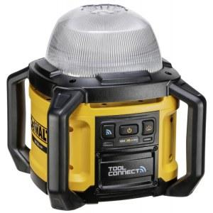 Lampe DeWalt DCL074-XJ; 18 V (uden batteri og oplader)