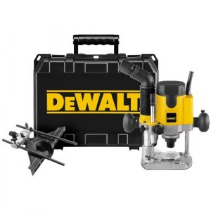 Bordfræser DeWalt DW621K; 1100 W