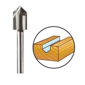 V-rille skærer Dremel 640, 6,4 mm; 1 stk.