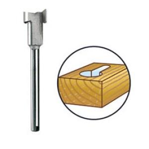 Notfræser med basen klinge Dremel 655, 8,0 mm; 1 stk.