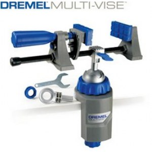 Multifunktionsbordet vice Dremel Multi-Vise 2500