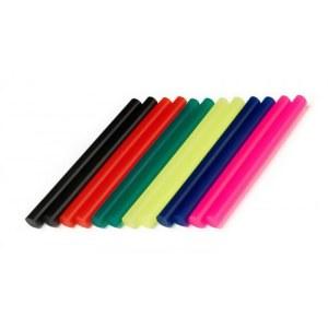 Limstifter    Dremel GG05; 7x100   mm; 12 stk .; farvet