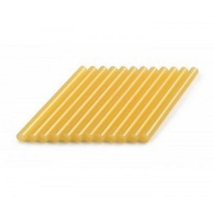 Limstifter    Dremel GG13; 11x100   mm; 12 stk .; gul