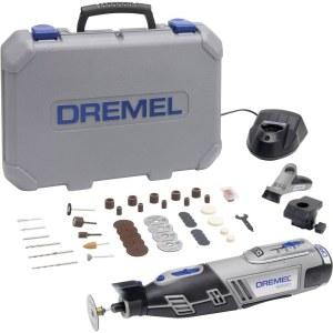 Trådløst multifunktionelt værktøj Dremel 8220 2/45 + tilbehørssæt 45 dele