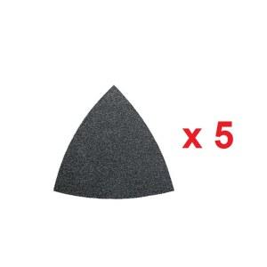 Sandpapir til deltasliber Fein; P80; 5 stk.