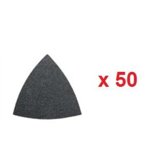 Sandpapir til deltasliber Fein; P100; 50 stk.