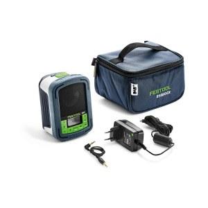 Radio Festool BR 10 DAB +; 10,8-18 V (uden batteri og oplader)
