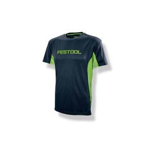 Sport skjorter Festool 204002; S; mørkblå farve