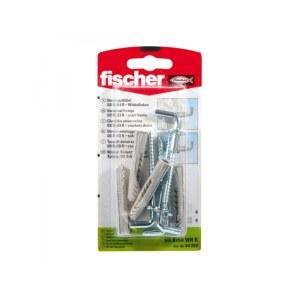 Selvskrue skrue med pin Fischer UX WHK; 6x35 mm; 4 stk.