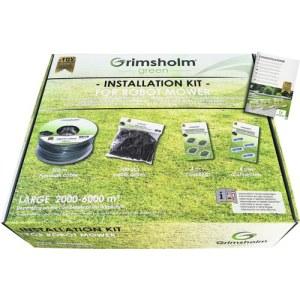 Kit til installation af græsrobot Grimsholm L; 500 m