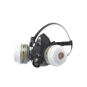 """Sikkerhedsmaske Honeywell N7700 """"N-series""""; M (uden filtre)"""