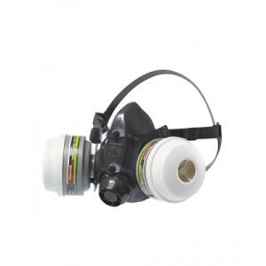 Sikkerhedsmaske Honeywell N7700; L (uden filtre)